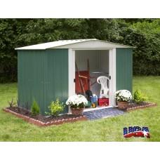 Záhradný domček ARROW DRESDEN 106 zelený Preview