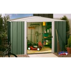 Záhradný domček ARROW  DRESDEN 1010 zelený Preview