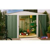 Záhradný domček ARROW  DRESDEN 1012 zelený