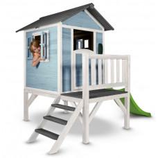 AXI Hrací domček LODGE-XL Blue Preview