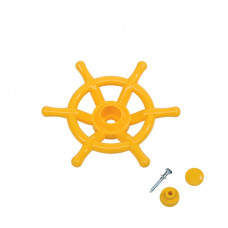 AXI Kormidlo na domček  STEERING WHEEL Yellow Preview
