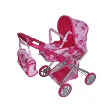 Hlboký kočík pre bábiky Baby Mix Preview