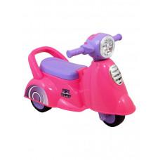 Detské odrážadlo so zvukom Baby Mix Scooter - pink Preview