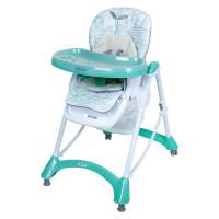 Baby Mix jedálenská stolička - mäta
