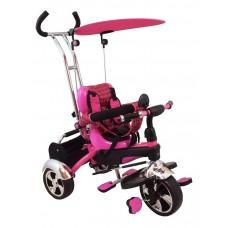 Detská trojkolka Baby Mix pink Preview