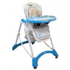 Jedálenská stolička Baby Mix blue Preview