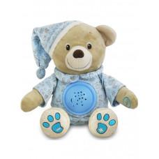 Plyšový medvedík s projektorom Baby Mix modrý Preview