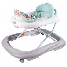 NEW BABY detské chodítko so silikónovými kolieskami ABC Brilliant Star Preview