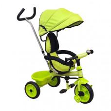 Detská trojkolka Baby Mix Ecotrike zelená Preview