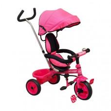 Detská trojkolka Baby Mix Ecotrike pink Preview