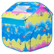 Bayo detský stan farebný - oceán Preview