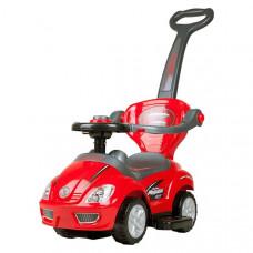 Detské odrážadlo 3v1 Bayo Mega Car - červené Preview