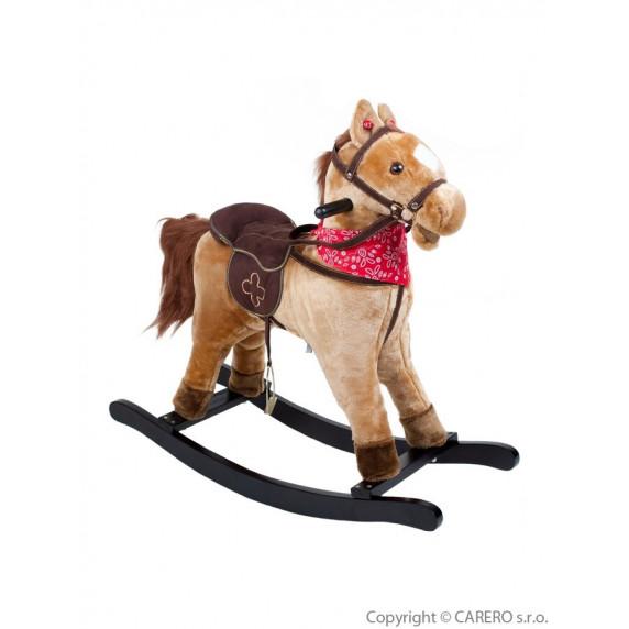 Hojdací koník BAYO Rocky béžový