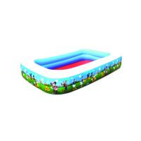 BESTWAY detský bazén Mickey Mouse a priatelia 262 x 175 x 51 cm 91008