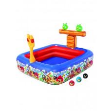 BESTWAY Detský bazén s ihriskom Angry Birds Preview