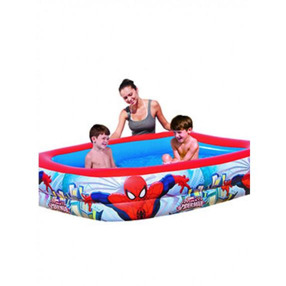 BESTWAY Detský nafukovací bazén Spider-Man