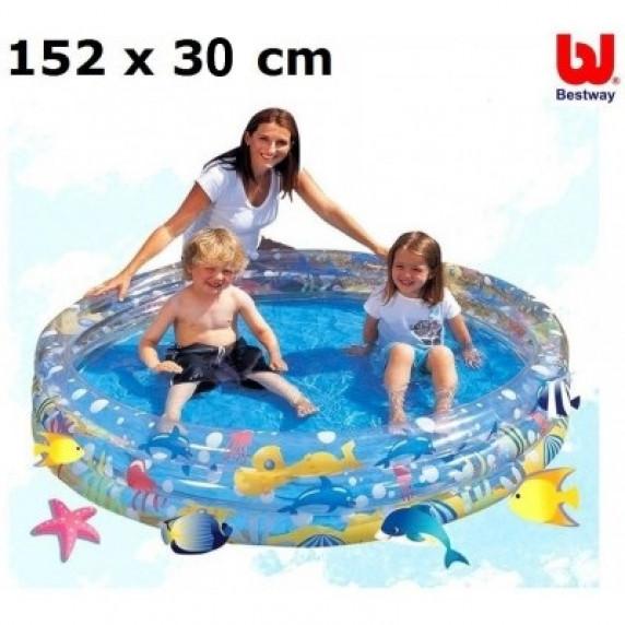 Bazén BESTWAY 152 x 30 cm (51004)
