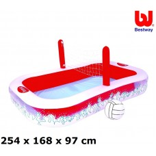 BESTWAY volleybalový bazén 254 x 168 x 97 cm 54125 Preview