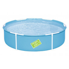 BESTWAY detský bazén s kovovou konštrukciou Splash&Play 152 x 38 cm 56283 Preview