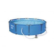 BESTWAY Steel Pro Frame rodinný bazén 305 x 76 cm + kartušová filtrácia 56408 Preview