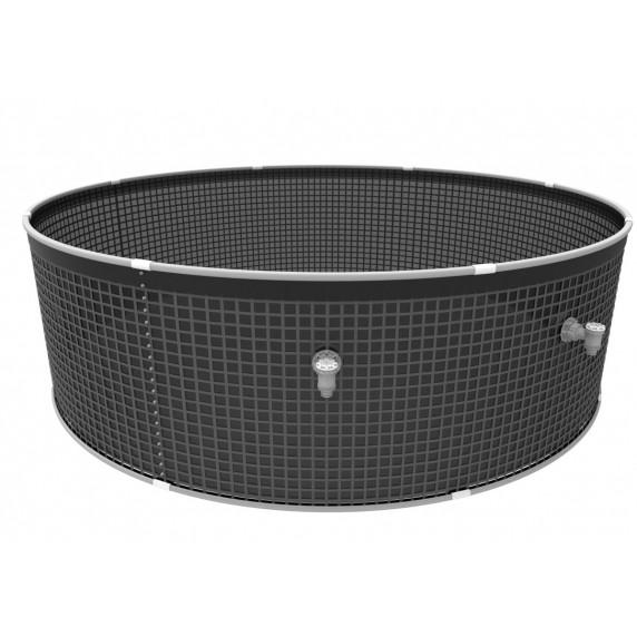 BESTWAY Hydrium rodinný oceľový bazén 360 x 120 cm + piesková filtrácia 56574