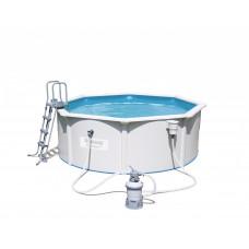 BESTWAY Hydrium rodinný oceľový bazén 360 x 120 cm + piesková filtrácia 56574 Preview