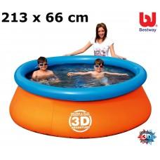 Bazén BESTWAY 3D Adventure 213 x 66 cm (57244)