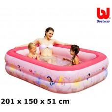 Bazén BESTWAY 91056 Princess 201x150x50 cm Preview