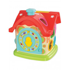 Baby Mix edukačná hračka zábavný domček
