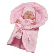 Berbesa luxusná detská bábika-bábätko Valentina 28 cm Preview