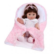 Berbesa luxusná detská bábika-bábätko Magdalena 35 cm Preview