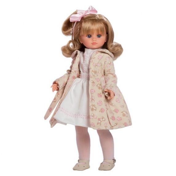 Luxusná detská bábika-dievčatko Berbesa Flora 42 cm