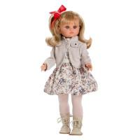 Berbesa luxusná detská bábika-dievčatko Laura 40 cm