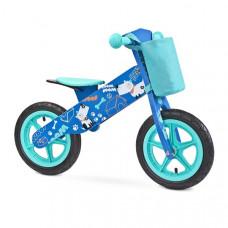 Detské odrážadlo bicykel Toyz Zap - modré Preview