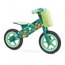 Detské odrážadlo bicykel Toyz Zap - zelené Preview