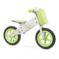Detské odrážadlo bicykel Toyz Zap - sivé Preview