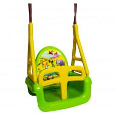 Tega Safari detská hojdačka 3v1 - zelená Preview