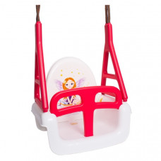 Tega Princess detská hojdačka 3v1- biela Preview
