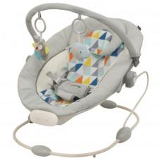 Baby Mix Detské lehátko svetlo sivé Preview