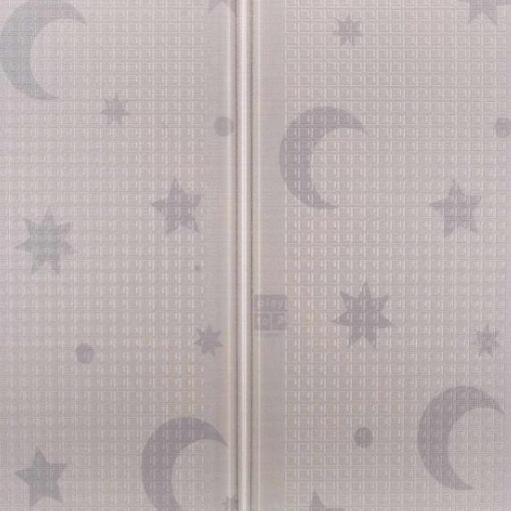 PlayTo Multifunkčná skladacia hracia podložka - Nočná obloha
