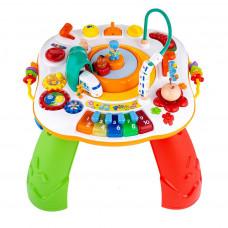 New Baby hovoriaci a hrajúci interaktívný stolček  Preview
