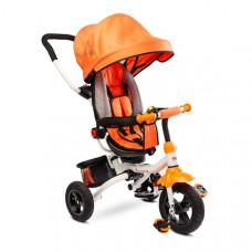 Toyz WROOM detská trojkolka - oranžová Preview