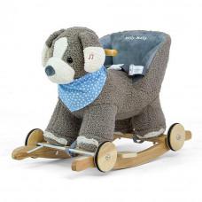 Milly Mally Hojdacia hračka s melódiou a kolieskami Polly psík Preview