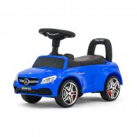 Detské odrážadlo Mercedes Benz AMG C63 Coupe Milly Mally - modré