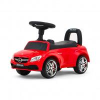 Detské odrážadlo Mercedes Benz AMG C63 Coupe Milly Mally - červené
