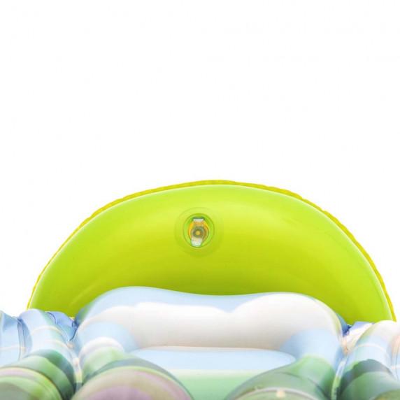 Nafukovacia záchranná vesta pre deti Mickey Roadster BESTWAY 98014 51x46 cm
