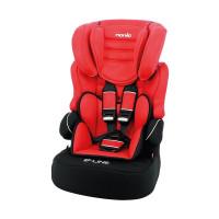 Autosedačka Nania Beline Sp Luxe 2019 9-36 kg - červená