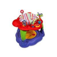 Baby Mix Multifunkčný stolček - Červený
