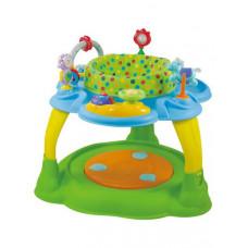 Baby Mix Multifunkčný stolček - Zelený Preview