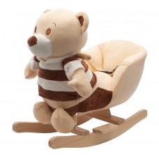 Hojdacia hračka s melódiou PlayTo - medvedík pruhovaný Preview